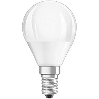 Osram Star Cl P Bombilla LED, E14, 5.7 W=40 W , Blanco