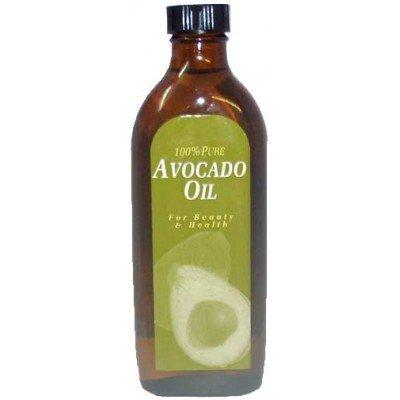 100% pure huile d'avocat mélangée à l'huile d'amande douce. 150ml