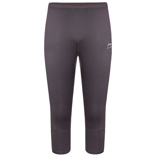 Li Ning A669 - Pantaloni da uomo Grigio - granito
