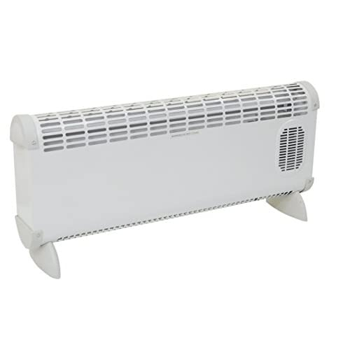 31Aul2B4pZL. SS500  - 2.5KW Low Level Convector Heater with Adjustable Thermostat and Turbo Fan