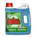 General. Mehrzweckreiniger autosecante. Universal Reiniger mit Bioalcohol, schnelltrocknend, dass ermöglicht eine effiziente Reinigung von allen Oberflächen. Kanister 4lt