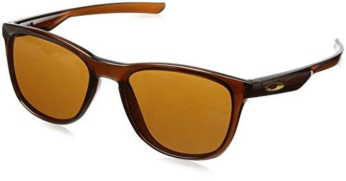 Oakley Herren Trillbe X 934006 52 Sonnenbrille, Braun (Polished Rootbeer/Dark Bronze),