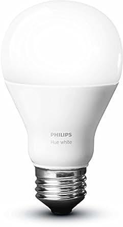 Philips Hue White Single Lamp, E27, 9.5 W