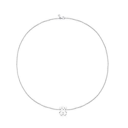 Tous collana con ciondolo donna argento - 15904510