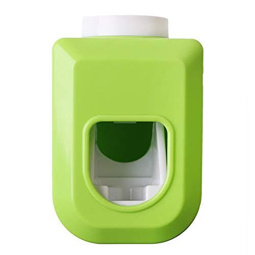 Ao Tuo Automatischer Zahnpasta-Presser, klebriger Saugnapf, zur Wandmontage, praktischer Zahnpasta-Spender für Kinder, freihändige Zahnpasta -