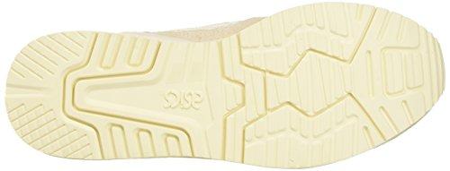 Asics Gel-Lyte Iii, Scarpe da Ginnastica Basse Donna Beige (Cream / Cream)