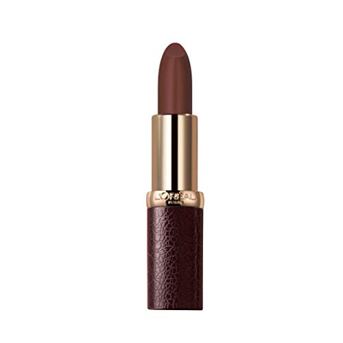 L\'Oreal Paris Luxe Leather Matte Limited Edition Lipstick, 291 Arya, 3.7 g