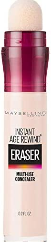 Maybelline New York Instant Age Rewind Eraser Dark Circles Treatment Eye Concealer - 0.2 oz, 110 Fair