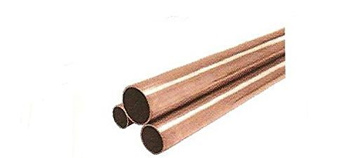 Kupferrohr 28 x 1mm - Länge 1 m