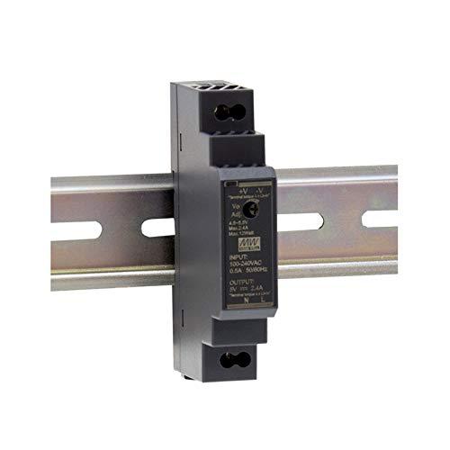 Mean Well HDR-30-5 Din-Schiene Netzteil 15 W, 5 V, 3 A, Panelmontage