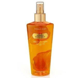 Victorias Secret Amber Romance (Victorias Secret Garden Amber Romance Body Mist)