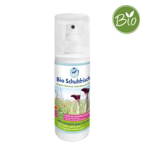 Captain Clean Bio - Ambientador zapatos 125 ml
