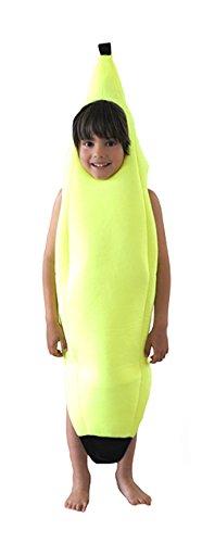 Kostüm Banane Baby - Baby Banane Kostüm 1-2 Jahre