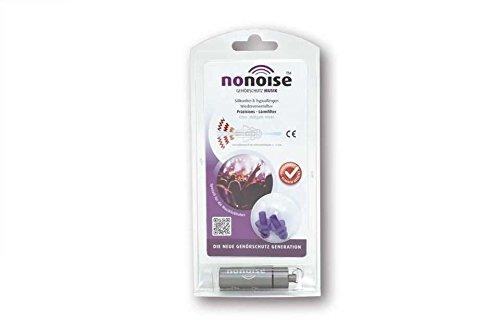 Preisvergleich Produktbild NoNoise Gehörschutz MUSIK,  inkl. Alu-Aufbewahrungsdose,  Set