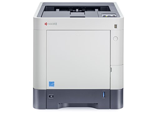 Kyocera Ecosys P6130cdn Farblaserdrucker (600 x 600 dpi, USB 2.0, Duplex)