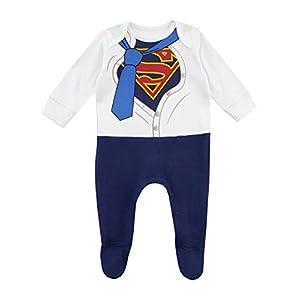 DC-Comics-Pijama-Entera-para-Nios-Bebs-Superman