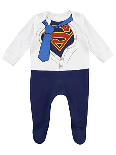 DC Comics Baby Boys Superman Sle...
