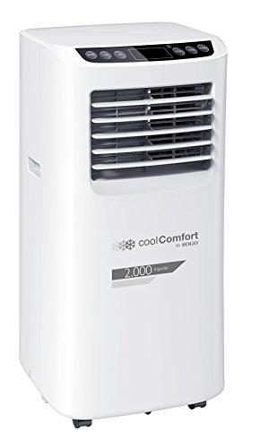 Aire Acondicionado Portátil Sogo - 8000 BTU - Des-humidificador