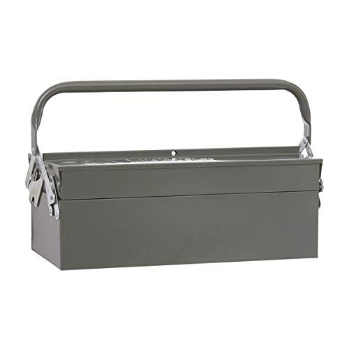 House Doctor - Aufbewahrungsbox, Werkzeugkasten Tool, Army Green -