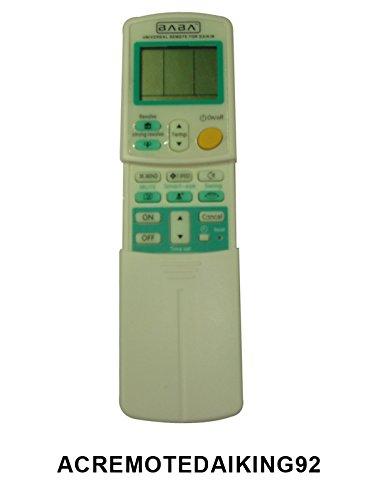 Y Shop Remote Suitable for Daikin Air Conditioners