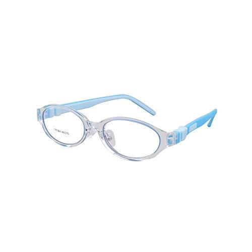 cb9f42eec9 EnzoDate - Montura de gafas - para niño multicolor azul
