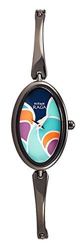 31AvpjsmXNL - Titan 2527QM01 Multi Color Women watch