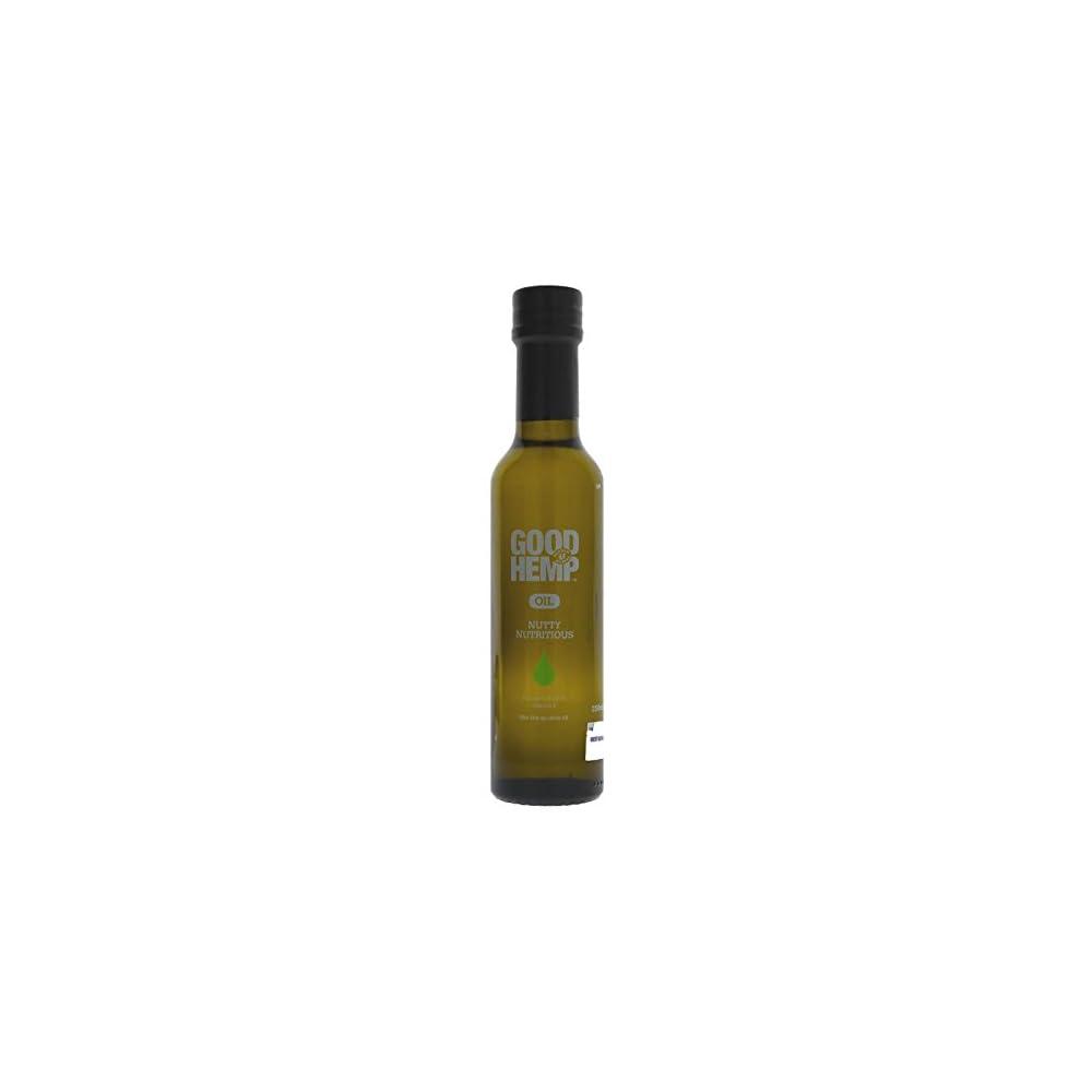 Good Oil L Aus Hanfsamen 250ml