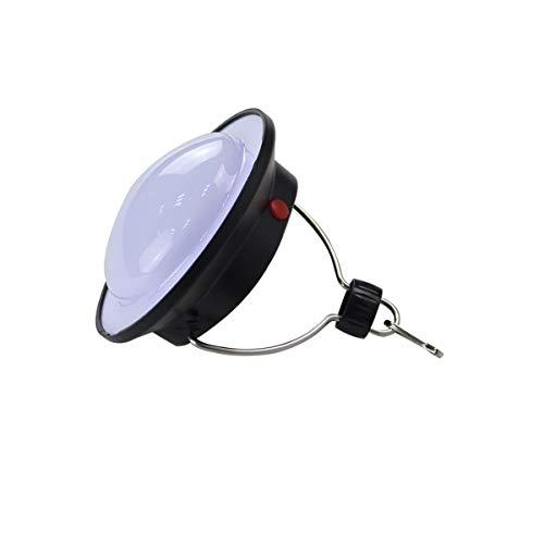 Campinglampe LED Solar Warmweiß 64 Lampenperlen Patch Camping Lampe Hängelampe Außen