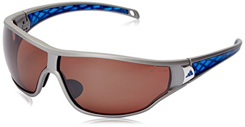 adidas Eyewear-TYCANE Pro L Polarized, Farbe silvermet