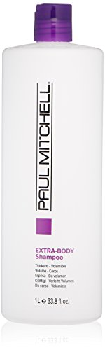 Paul Mitchell Extra-Body Daily Shampoo, 1er Pack (1 x 1000 ml) - Extra Body Daily Shampoo