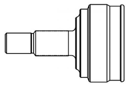Gsp 641014 Gelenksatz, Antriebswelle