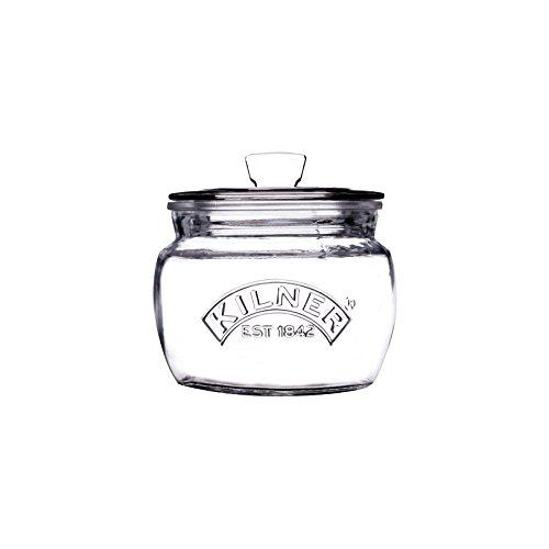 Kilner Universal Vorratsdose, transparent, 0,5Liter 0.5 Liter Container