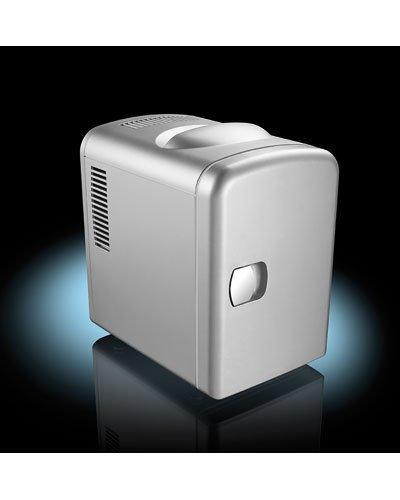 Mini réfrigérateur 2 en 1 avec prise...
