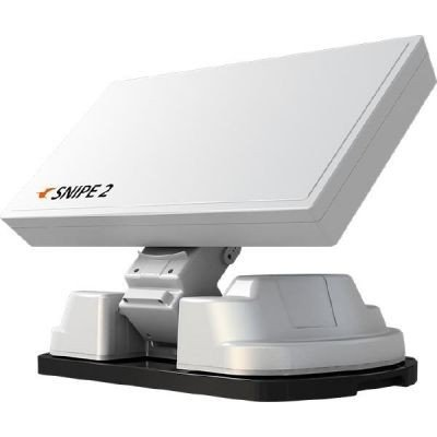 SelfSat Antenna parabolica SNIPE V2, bianco