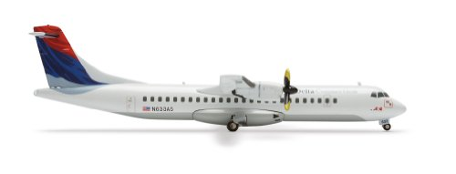 Herpa 552219 Wings - Delta Connection / ASA ATR-72-200
