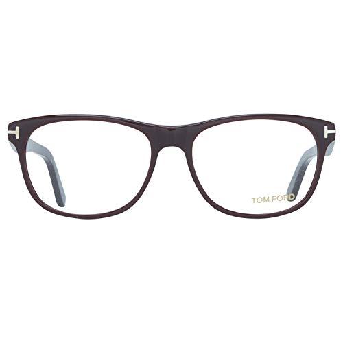 Tom Ford Herren Brille FT5431 048 55 Brillengestelle, Braun,
