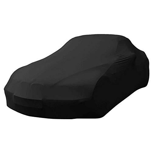 Auto-Plane Classic | Innenbereich | Auto-Abdeckung | Ganzgarage | Car Cover | formanpassend | atmungsaktiv | Autoabdeckung Stoff | Autogarage | Auto Abdeckplane | Mobile Garage Auto