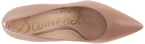 Sam Edelman Tristan, Escarpins Femme Golden Caramel Leather