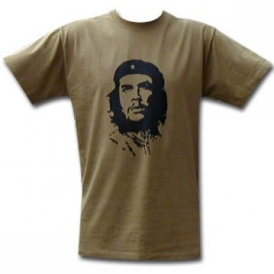 Unbekannt Che Guevara Freedom Fighter T-Shirt -