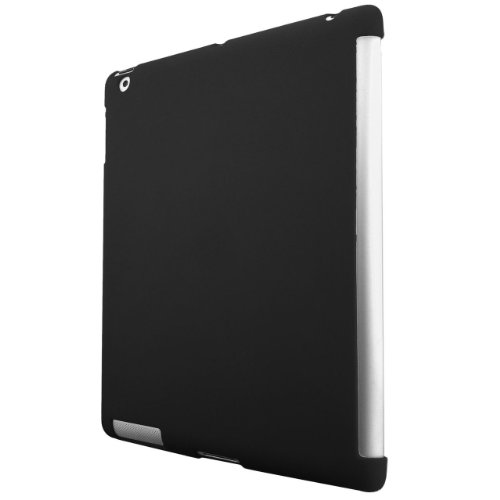 3g 4. Ipad Verizon Generation (TPU Case for iPad 2 / iPad 3 (3rd Generation) / iPad with Retina Display (iPad 4, 4th Generation) with Smart Cover - Solid Black)