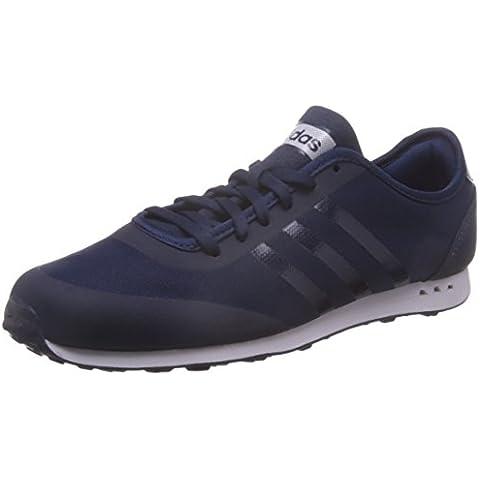 adidas Style Racer Tm W, Zapatillas de Deporte Para Mujer