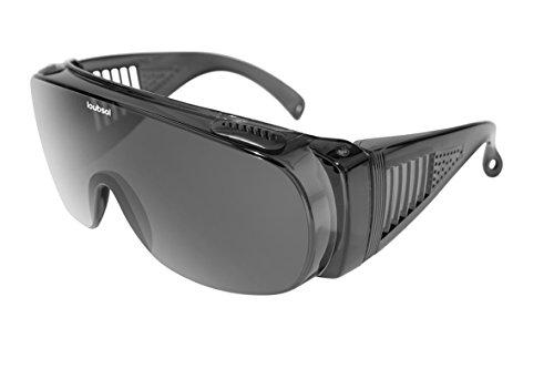 Loubsol Scorpion Sonnenbrille Herren, Schwarz Preisvergleich