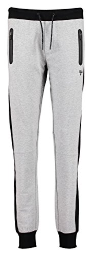 Hummel Damen Pants CROME Grey Melange