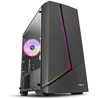 Megamania Alpha PC Ordenador SOBREMESA Intel PENTIUM G5400 3,7Ghz ...