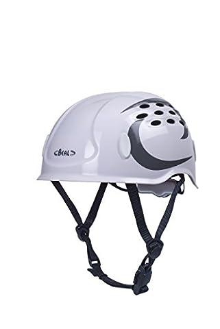 Beal Ikaros Casque d'Escalade/Alpinisme Mixte Adulte, Blanc
