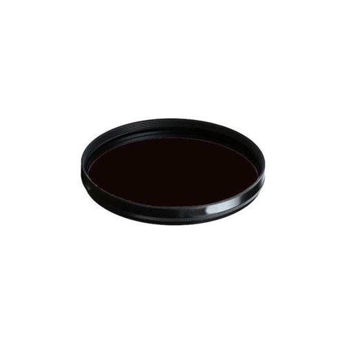 B+W Infrarotfilter schwarzrot (77mm, MRC, F-Pro, 16x vergütet, Professional)