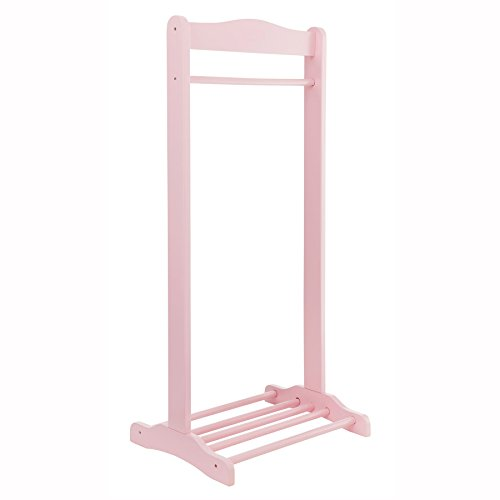 Izziwotnot Solo Hanging Rail (Baby Pink)