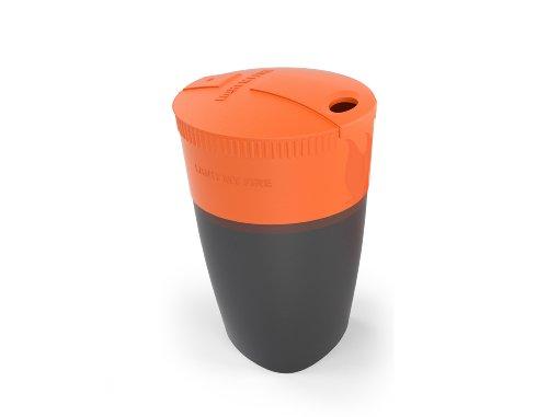 light-my-fire-bicchiere-pieghevole-pack-up-per-campeggio-e-otudoor-arancione-orange-taglia-unica