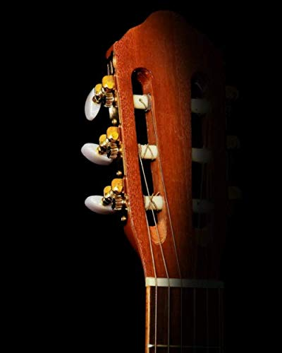 GUITAR TABS NOTEBOOK: Songwriting Tablature for Guitarists