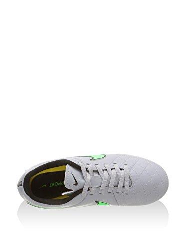 Genio Fg Couro Chuteiras Virtual Homens Uk De Tiempo Preto Antracite Nike YXwCF